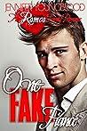 One Fake Fiancé (Romeo Family Romance Book 8)