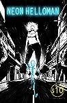 Neon Helloman by Mbpardy
