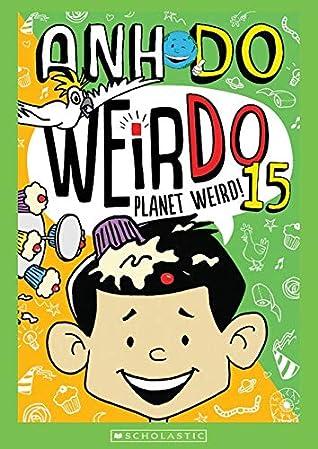 Planet Weird (WeirDo #15)
