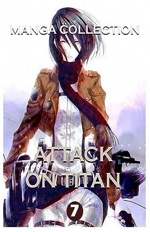 Manga Horror Collections: Attack On Titan Best Horror Fantasy Manga Vol 7