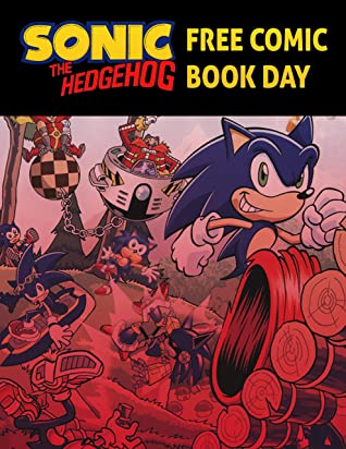 Sonic: The Hedgehog Free kids comic books Day Edition Special Collection comic fan