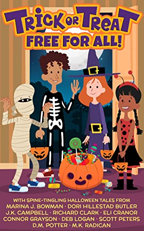 Trick or Treat Free For All!: A Halloween Kids Book