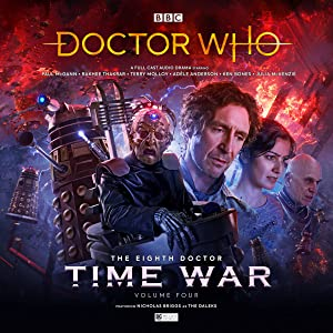 Doctor Who: The Eighth Doctor: The Time War Series 4