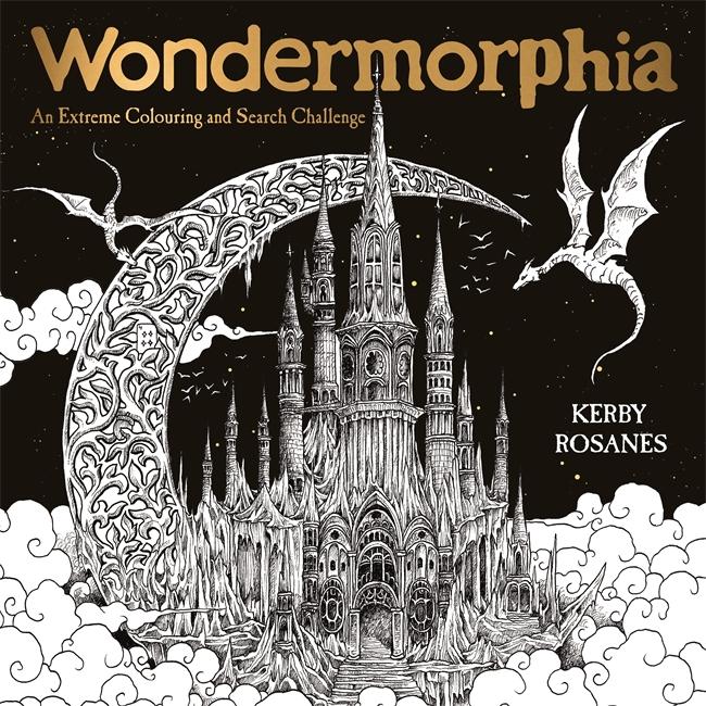 Wondermorphia By Kerby Rosanes
