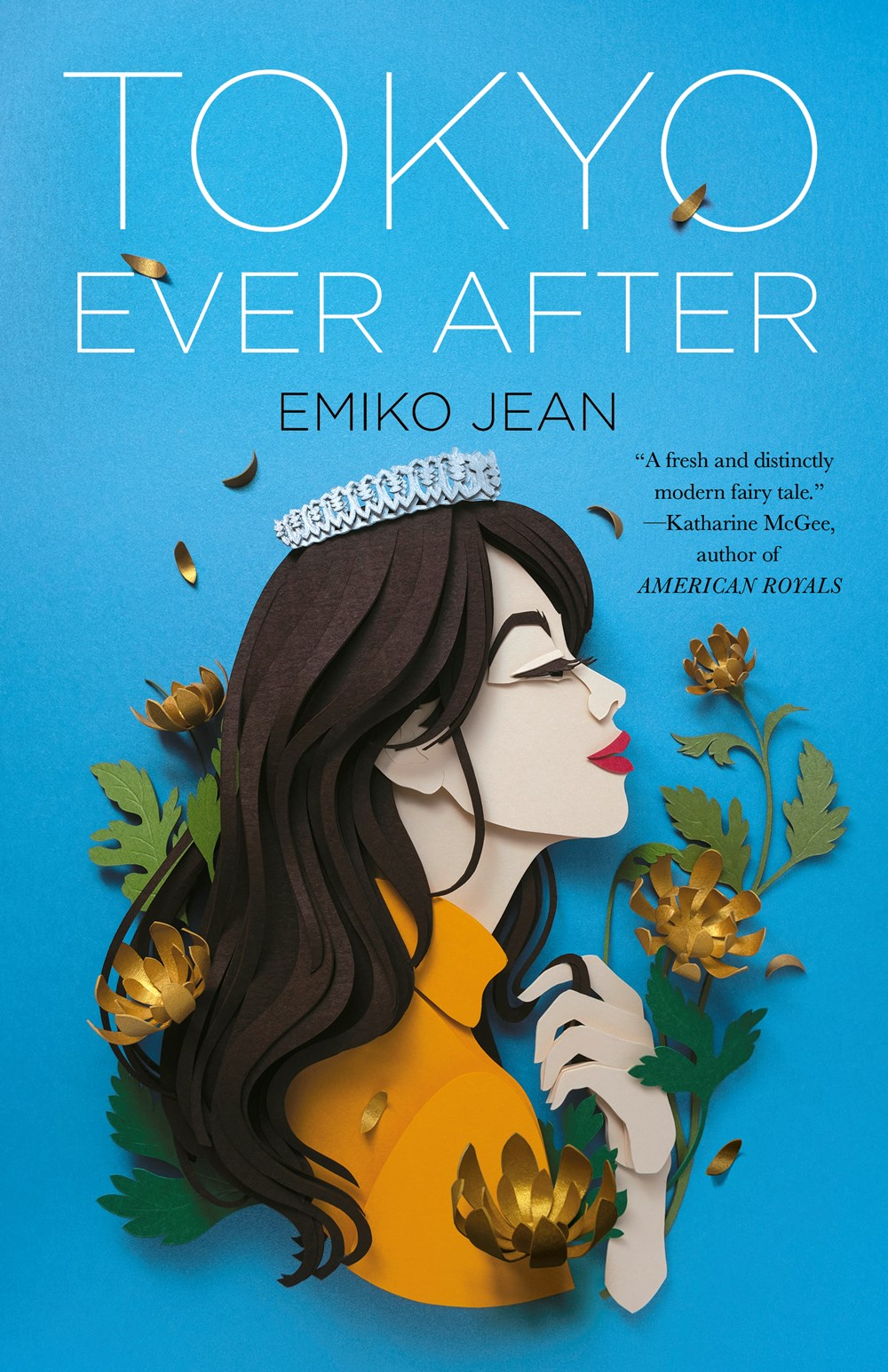 Book cover for Tokyo Ever After