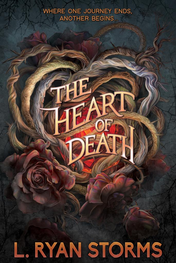 The Heart of Death (The Tarrowburn Prophecies, #2)
