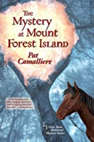 The Mystery at Mount Forest Island (Cora Tozzi Historical Mystery Series Book 3)