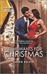 All He Wants for Christmas (The Sterling Wives #3)