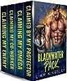 Blackwater Pack Books 1-4 (Blackwater Pack Bundle #1)