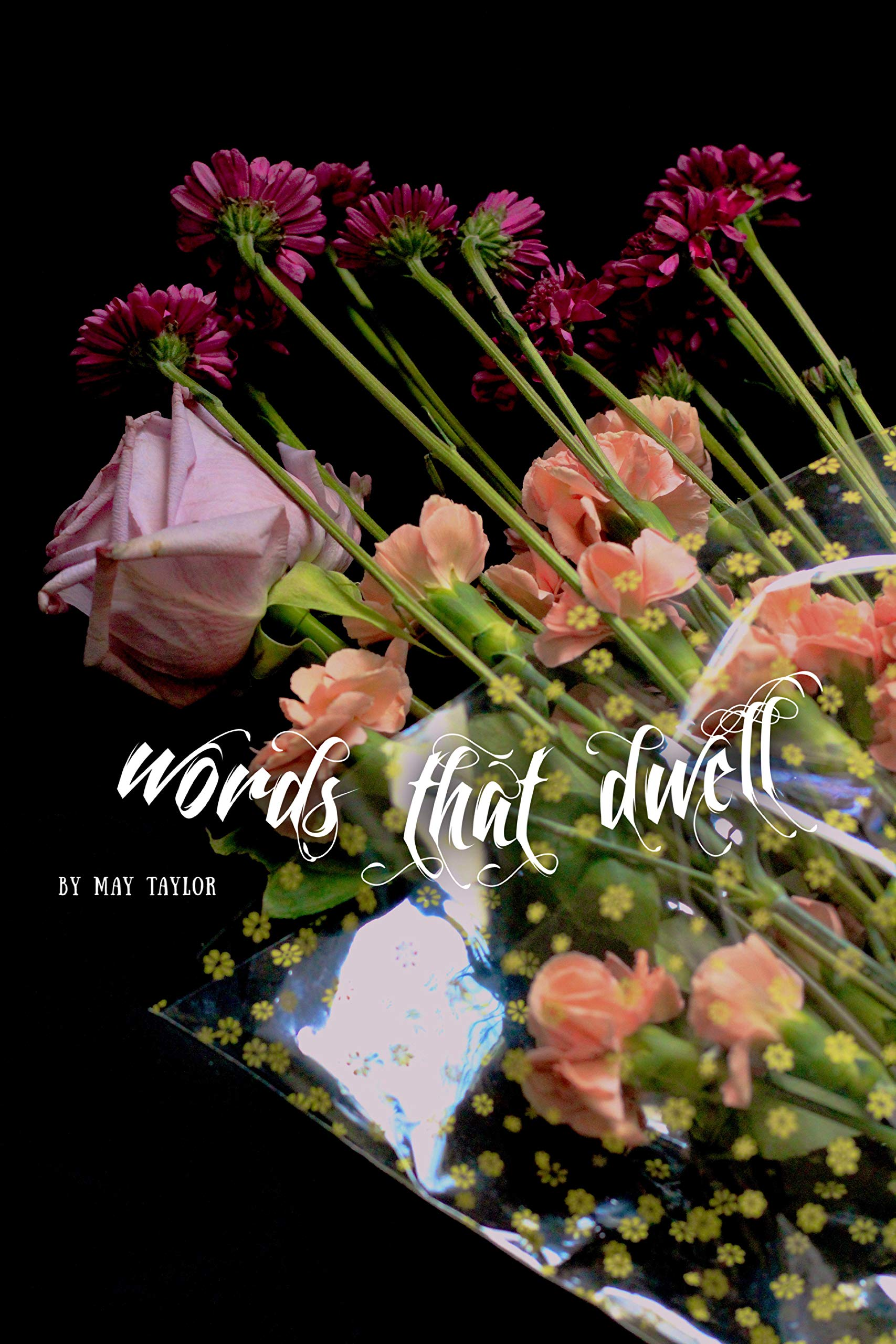 words that dwell May Taylor