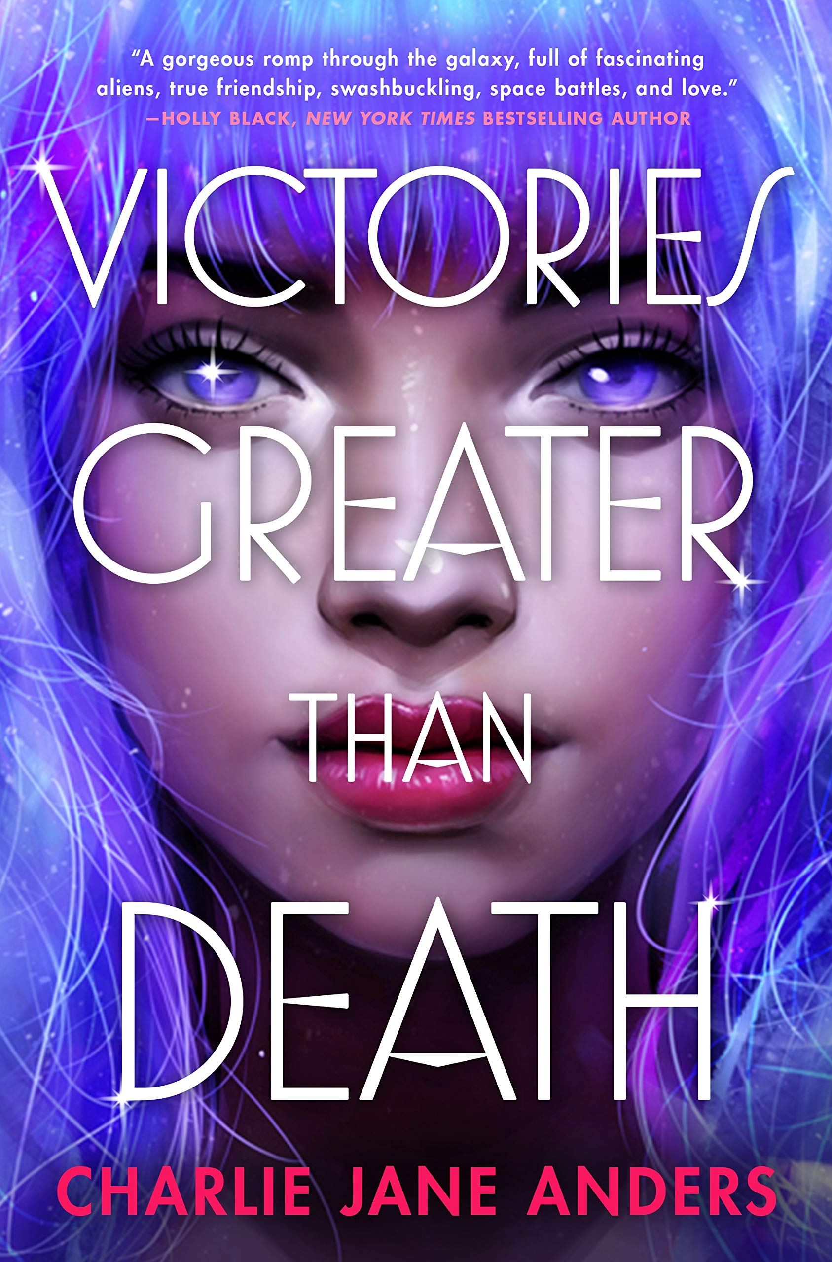Victories Greater Than Death (Unstoppable #1)