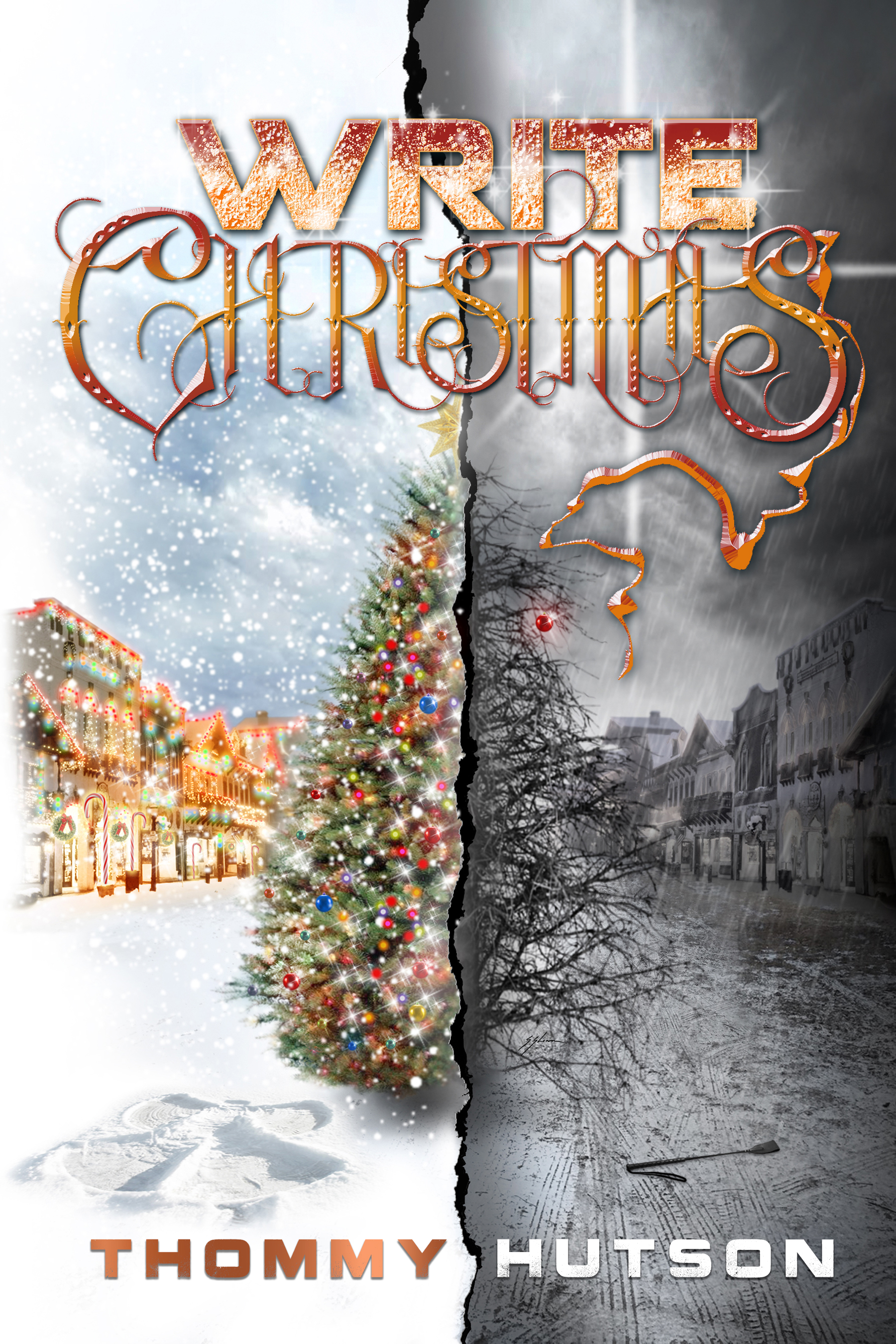 Write Christmas by Thommy Hutson