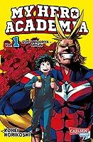 My Hero Academia Vol. 01: Izuku Midoriya – Origin (My Hero Academia, #1)