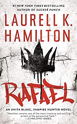 Book Review: Rafael by Laurell K. Hamilton