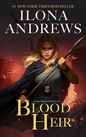 Blood Heir (Aurelia Ryder, #1)