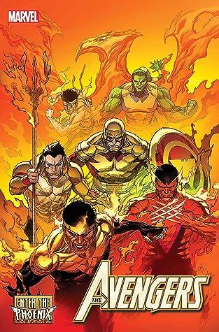 Avengers (2018-) #40 by Jason Aaron