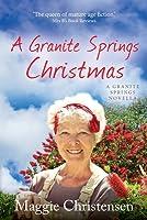 A Granite Springs Christmas (Granite Springs #6)
