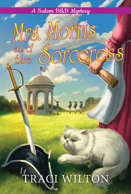 Mrs. Morris and the Sorceress (A Salem B&B Mystery #4)