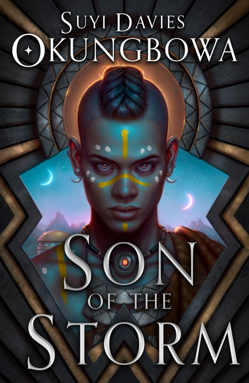Son of the Storm (The Nameless Republic, #1)