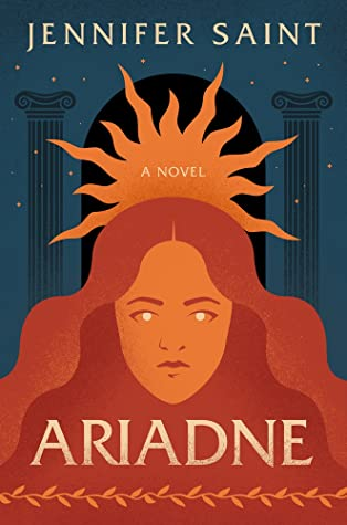 Picture of the cover for Ariadne by Jennifer Saint