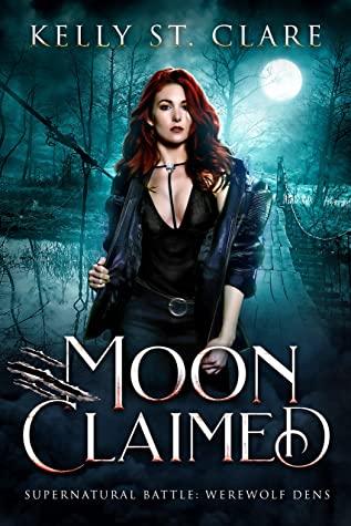 Moon Claimed (Werewolf Dens, #2)