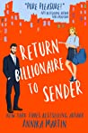 Return Billionaire to Sender (Billionaires of Manhattan #5)