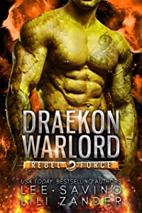Draekon Warlord (Rebel Force #4)
