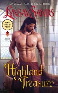 Highland Treasure (Highland Brides, #9)