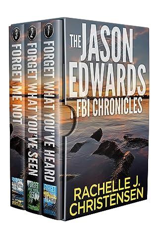Jason Edwards FBI Chronicles Box Set