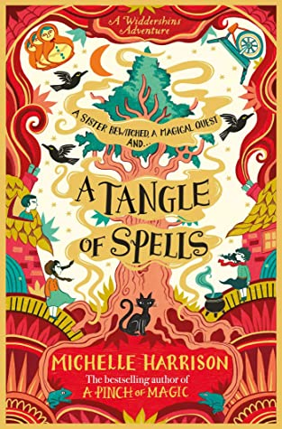 A Tangle of Spells (A Pinch of Magic, #3)