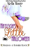 Hayleigh's Little Halloween (Holidays at Rawhide Ranch, #1)