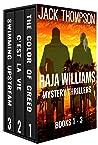 Raja Williams Mystery Thriller Series: Books 1-3 (The Raja Williams Series Boxset #1)