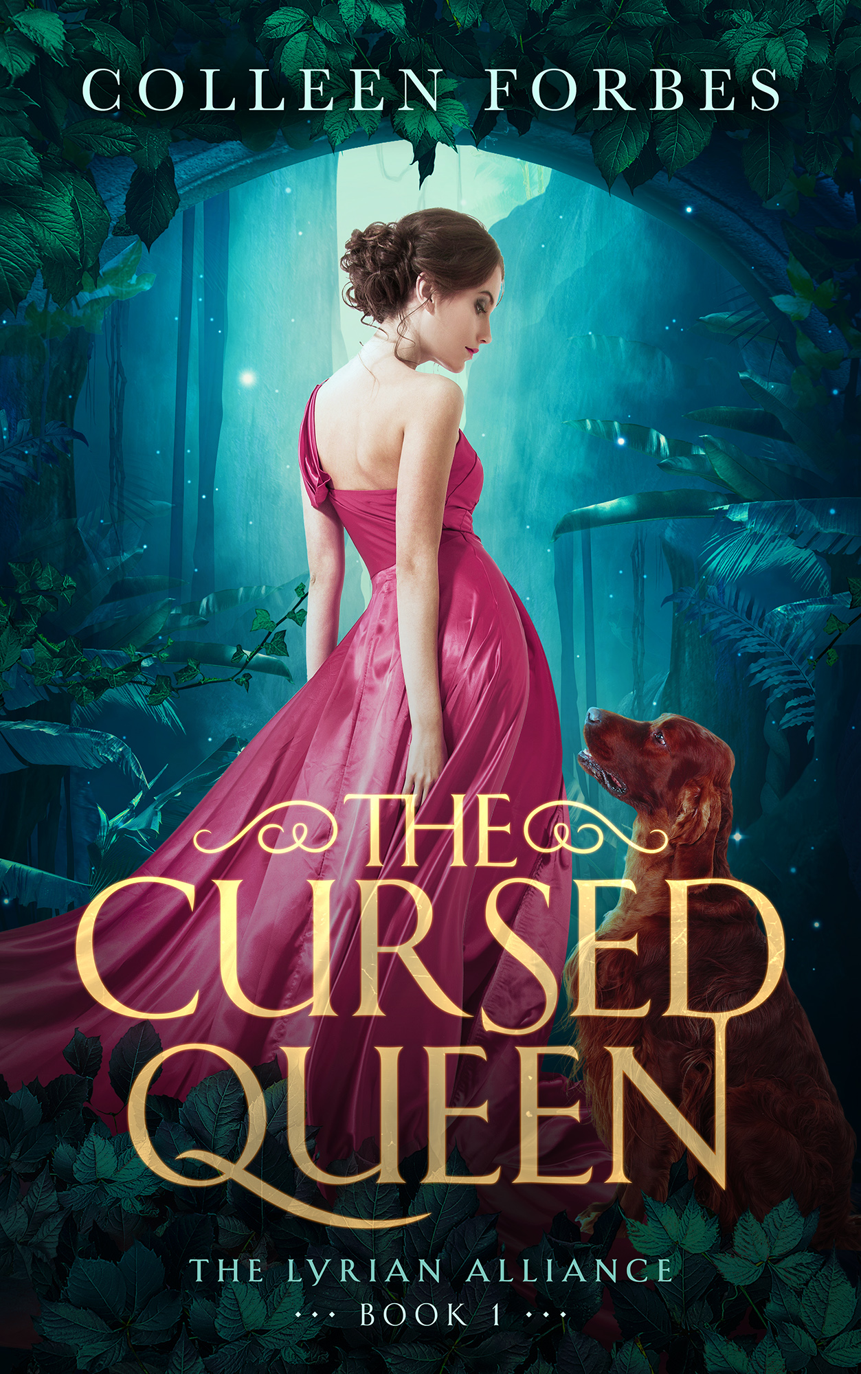 The Cursed Queen (The Lyrian Alliance, #1)