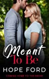 Meant To Be (Coming Home To The Grove #2)