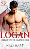 Logan (Holidays with the Hometown Hero #4)