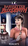 Babysitter Bloodbath (VHS Terrors Book 1)