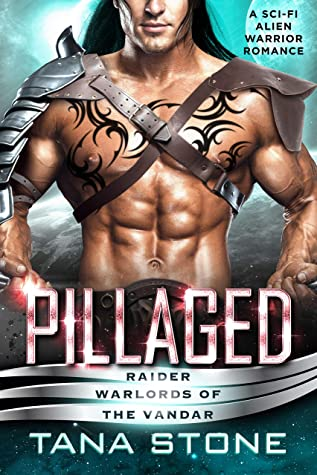Pillaged (Raider Warlords of the Vandar, #3)