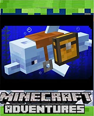 Minecraft- 10 Things You Didn't Know About Dolphins - : (Minecrafters UNOFFICIAL Screen Guide Handbook) - Comic Book, graphic novels, Build Ideas, Starter Base, Survival Building, Creative Builder,