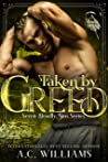 Taken By Greed (Seven Deadly Sins, #2)