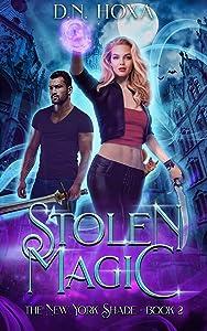 Stolen Magic (The New York Shade, #2)