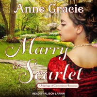 Marry in Scarlet (Marriage of Convenience, #4)