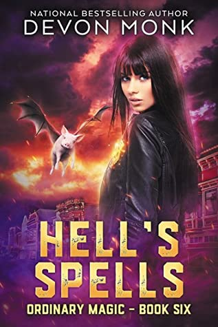 Hell's Spells (Ordinary Magic, #6)
