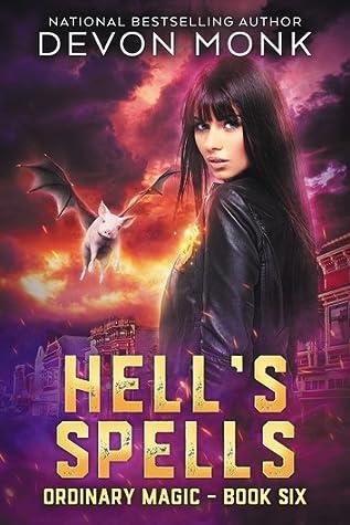 Hell's Spells  (Ordinary Magic, #6)