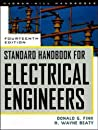 Standard Handbook for Electrical Engineers by Donald G. Fink, McGraw-Hill Professional