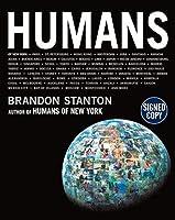 Humans - Signed / Autographed Copy