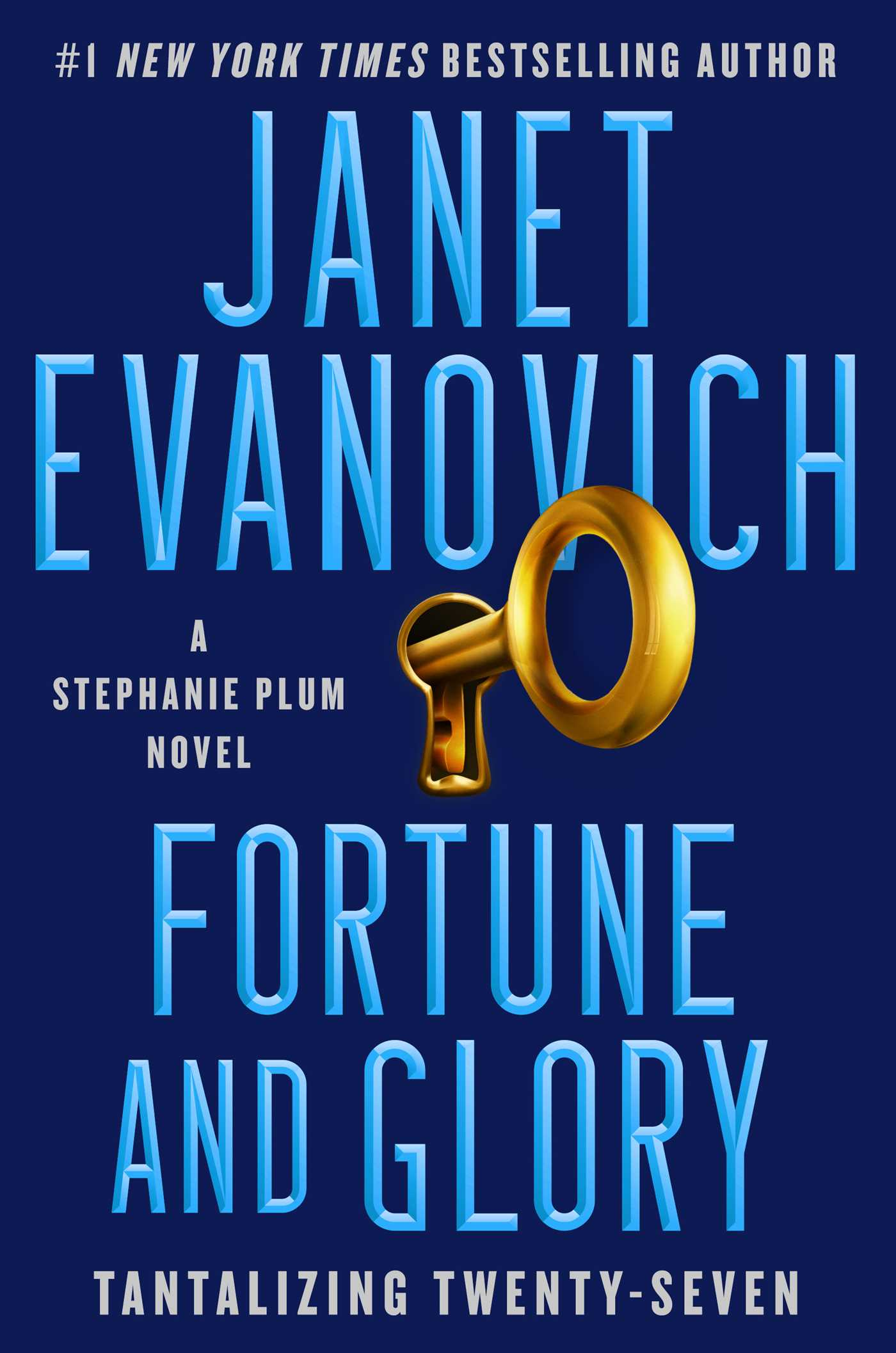 Book Review: Fortune and Glory by Janet Evanovich