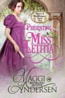 Presenting Miss Letitia (Once a Wallflower, #1)
