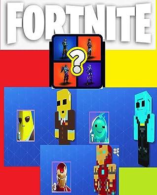 Guess The Fortnite Skin By Minecraft Version Minecrafters Unofficial Fortnite Skin Comic Book Graphic Novels Build Ideas Starter Base Survival Building Creative Builder Building Guide By Miller Ceazar Zeke