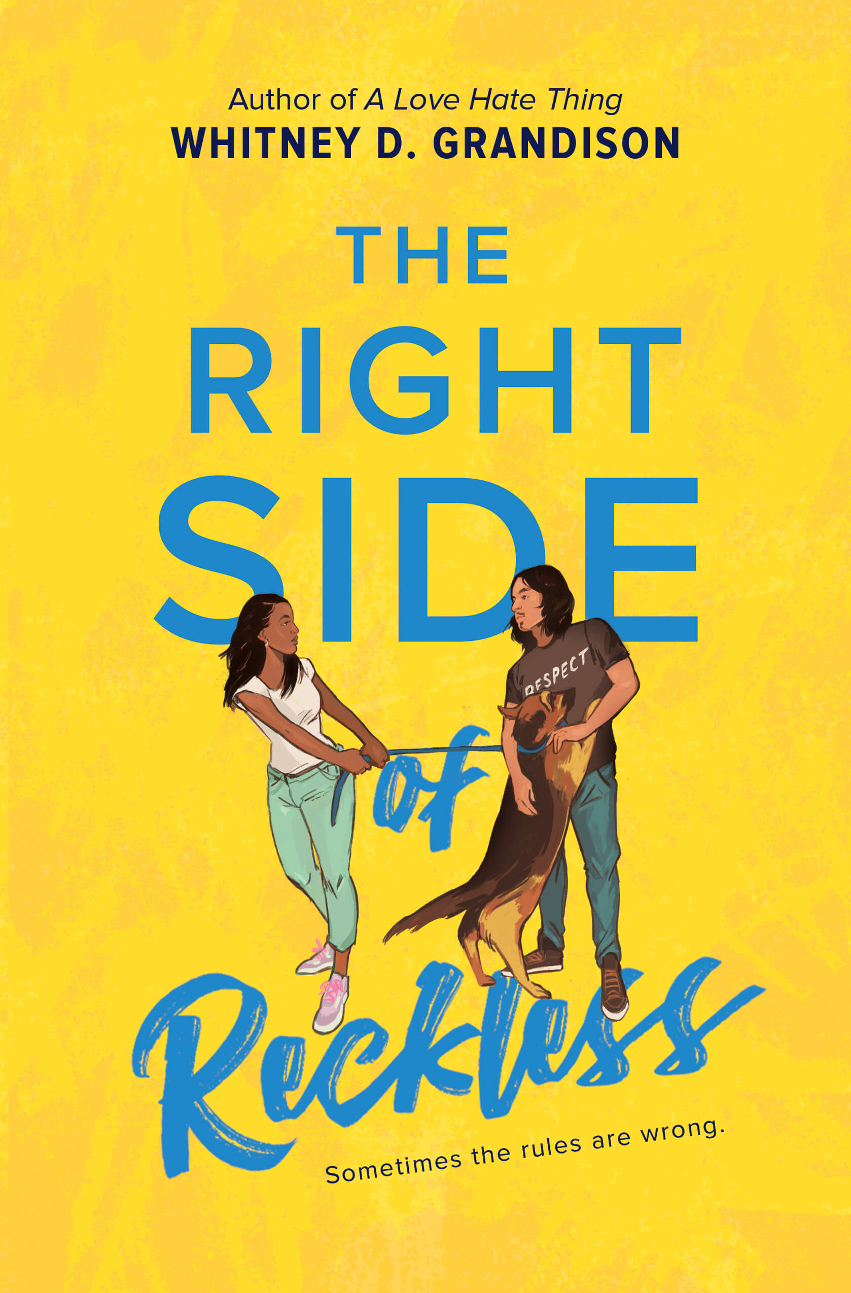The Right Side of Reckless