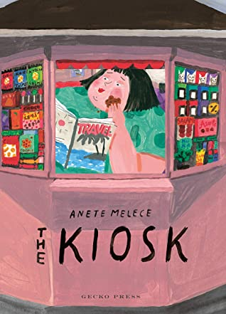 The Kiosk by Anete Melece